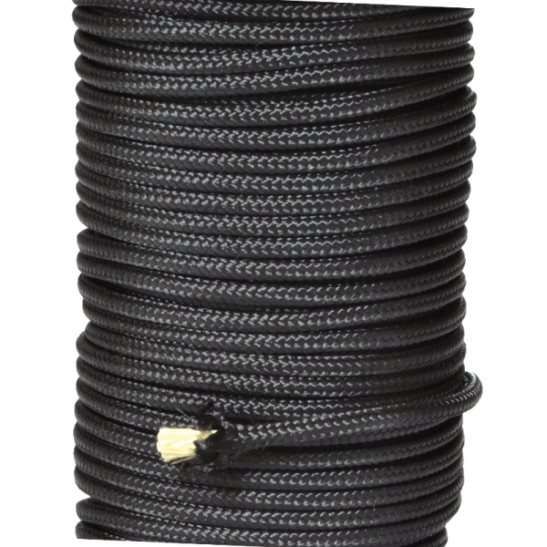 Aramid-Seil 4 mm mit Polyester-Mantel