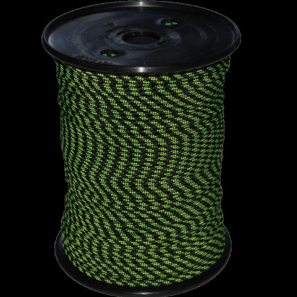 Dyneema-Abspannleine mit PES-Mantel, 2 mm