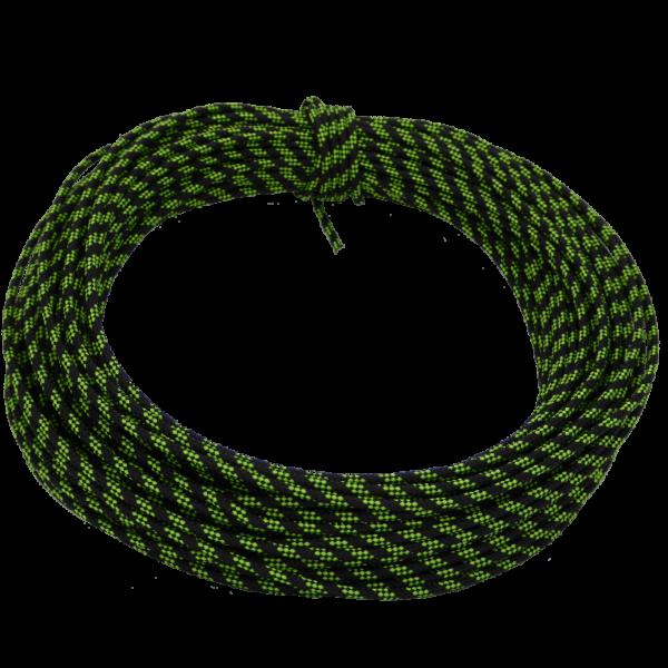 Dyneema-Zeltleine mit PES-Mantel, 2 mm
