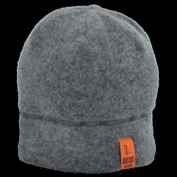 Wollfleece-Mütze aus Merinowolle (kbT)