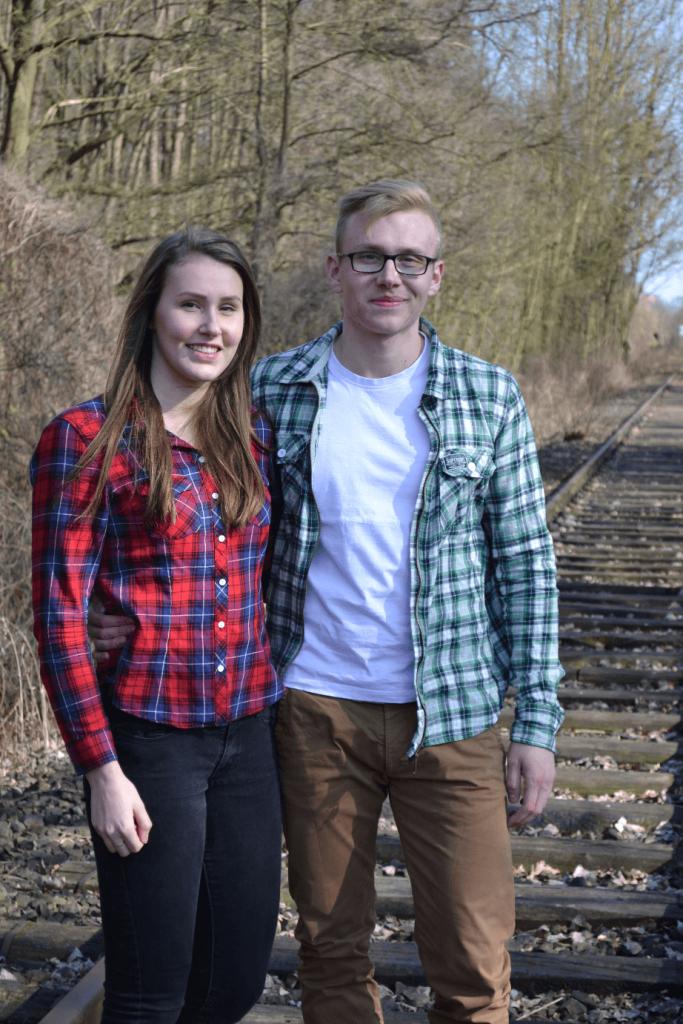 AnSoJo-Gründer Anne-Sophie & Joshua