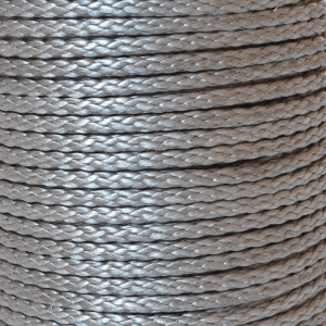 Einfach zuspleissendes Dyneema Seil