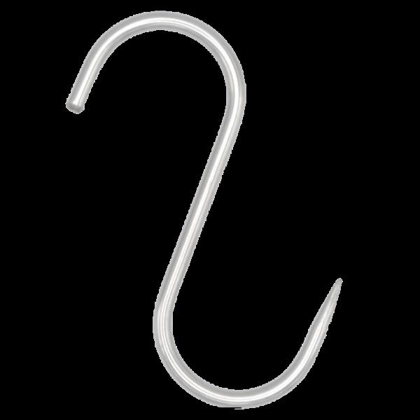 Fleischerhaken KEDDIEN Ø 4 mm x 80 mm