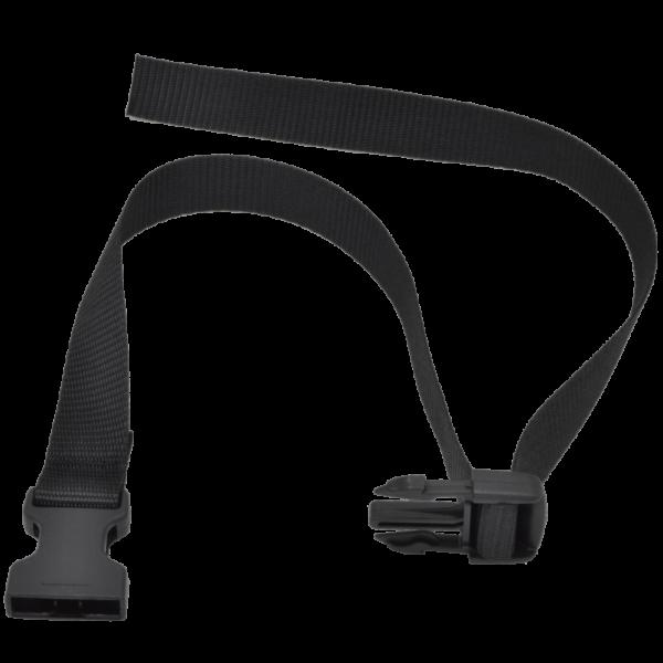 Packriemen 25 mm mit Steckschnalle - PRABSTORF, Spannriemen in 15 u. 25 mm mit Schnellverschluss oder Leiterschnalle - Made in Germany - AnSoJo Outdoor